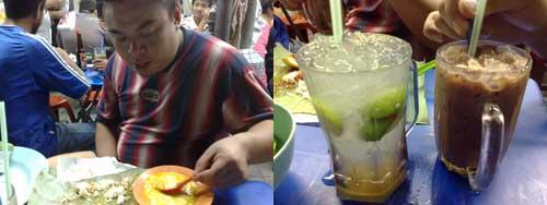 Nasi Lemak at Jalan 223, PJ