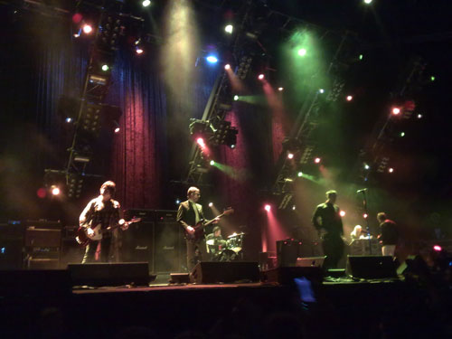 Oasis Live in Singapore!