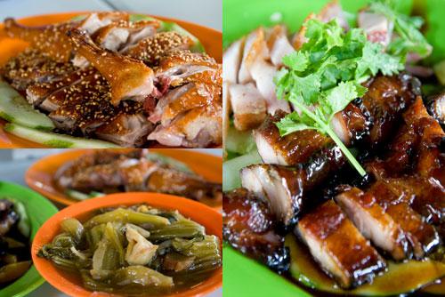 Soon Fatt Beijing Roasted Duck