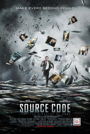 Source Code movie poster