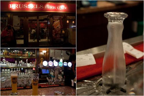 Brussels Beer Cafe, at Solaris Mont Kiara