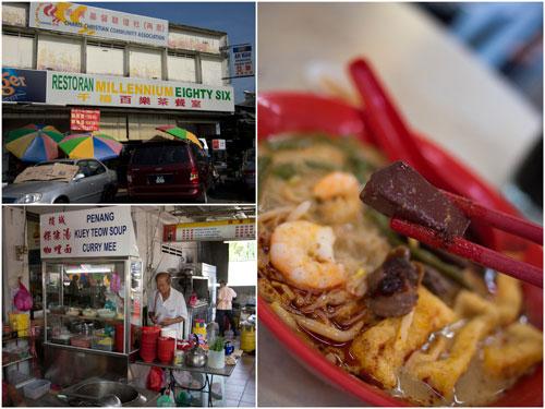 restaurant Millenium 86 at Seapark