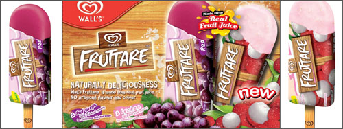 Fruttare Lychee and Red Grape