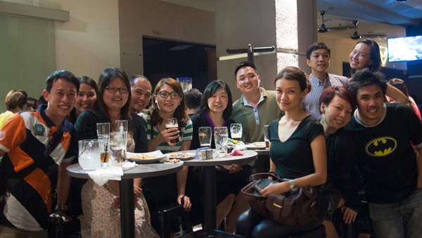 and.. we had a great time! Happy Birthday Suan