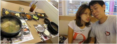Haze and KY at KimchiHaru