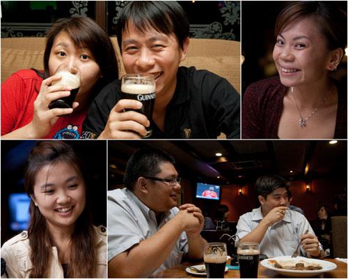 Suanie, KY, May, Hui Peng, Jason, Tock