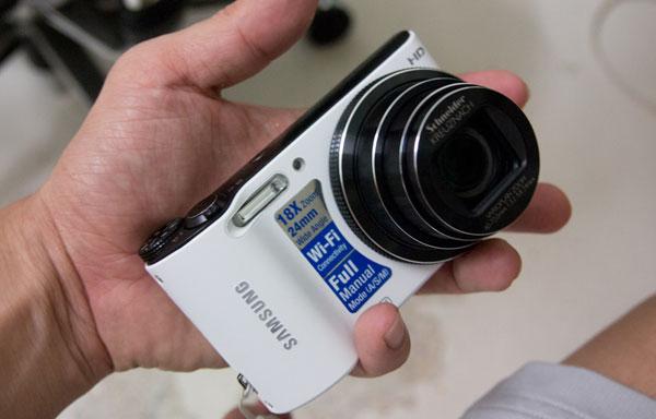Samsung Smart Camera WB150F