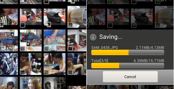 Mobile Link - Samsung Smart Camera