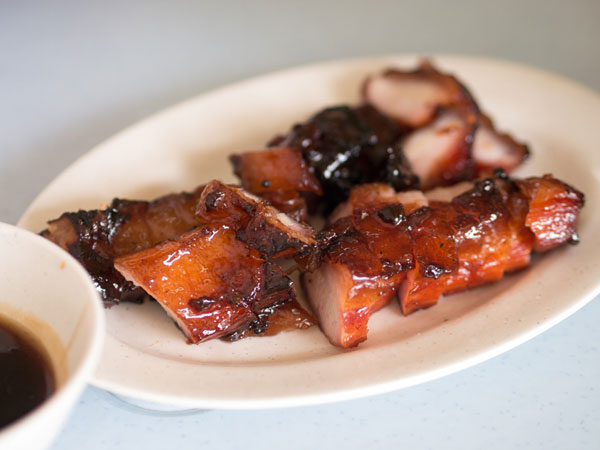 glorious char siu, one of the bests in town