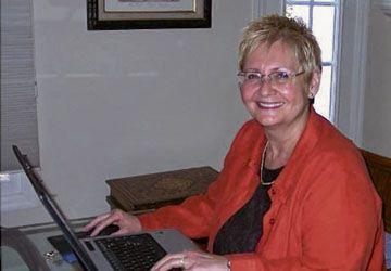 Suzanne Bonneville, fondatrice de l'Association francophone des parents d'enfants dyslexiques (AFPED).