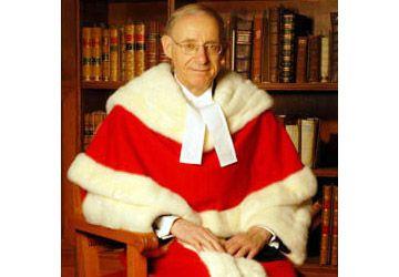 Le juge Marshall Rothstein