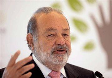 L'homme d'affaires mexicain Carlos Slim. (Photo: Dario Lopez-Mills, AP)