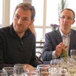 Pierre Charon et Julien Cothenet.