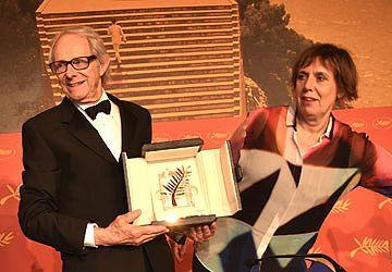 Une deuxième Palme d'Or pour Ken Loach, au festival de Cannes 2016 qui a pris fin ce dimanche 22 mai.