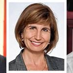 Carol Jolin, Nathalie Des Rosiers, Marie-France Lalonde