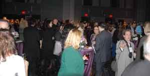 La grande salle du Daniels Spectrum était remplie.