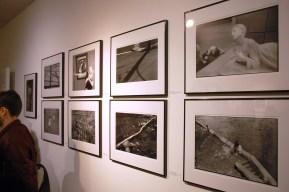 Des photos de Jean Lauzon à la galerie Dylan Ellis.