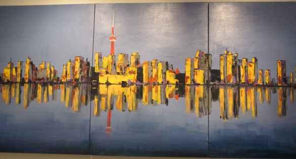 Toronto, par Bruno Roux.