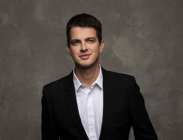 Philippe Jaroussky (Photo: Simon Fowler)