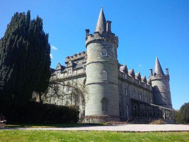 Le château d'Inveraray.