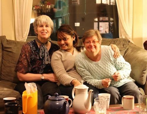 Ambiance familiale dans une maison de l arche Toronto