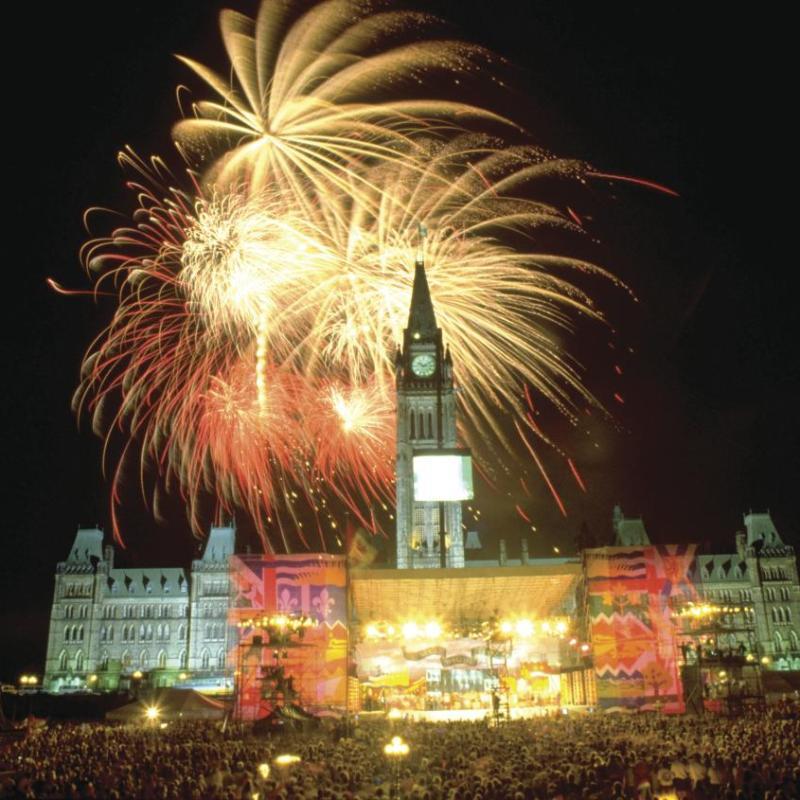 Ottawa 1er juillet