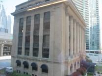 Le bâtiment de l'Administration portuaire aujourd'hui.