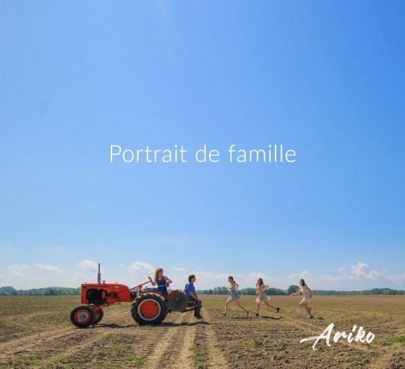 Le nouvel album d'Ariko. (Photo: Ryan Osman & Norman Osman)