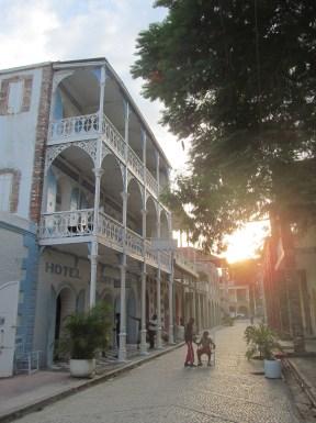 L'hôtel Florita.