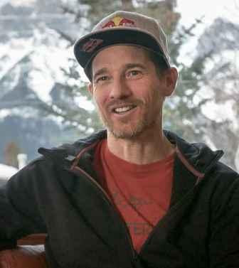 L'alpiniste des glaces Will Gadd.