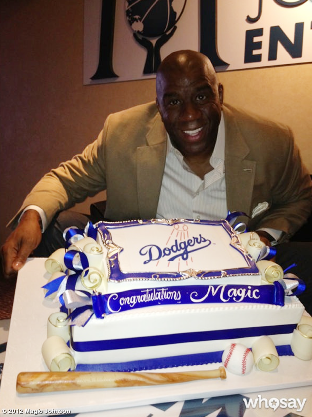 Magic Johnson, Dodgers, Vin Scully, Sandy Koufax, & Jackie Robinson Legacy