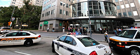 Pittsburgh hostage-taker posts on Facebook (AP)