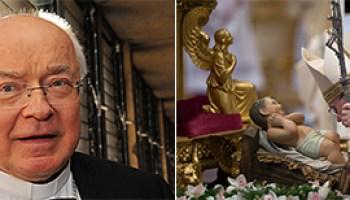 Vaticano: ex nuncio en Dominicana tiene inmunidad