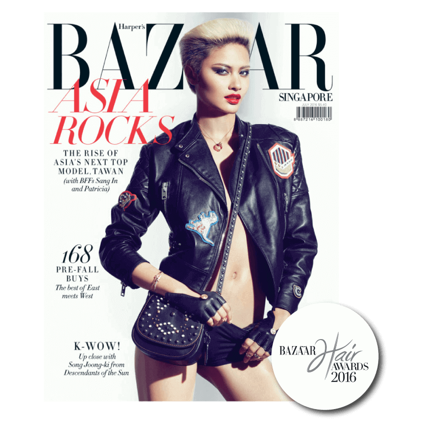 HARPER'S BAZAAR HAIR AWARDS 2016