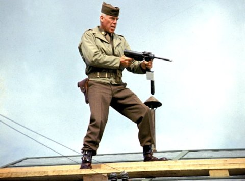 The Dirty Dozen MGM Top Rated War Movies