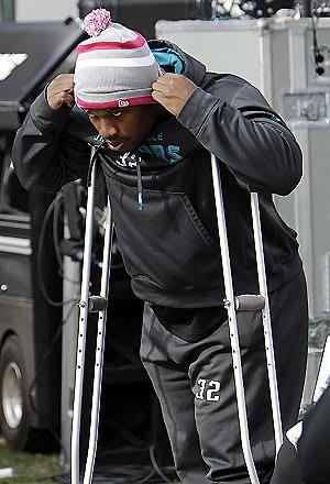 MJD Jaguars injured