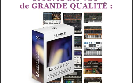 vst production musicale