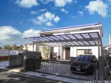 絶対、屋根! | 「らぼっと・わーくす」は京都,滋賀,大阪のエクステリア、ガーデニングを中心に外構・お庭工事のデザイン、設計、施工管理を一貫して行うエクステリア専門店です。