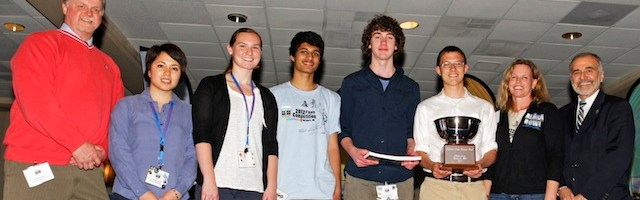 2012 National Ocean Sciences Bowl Champions