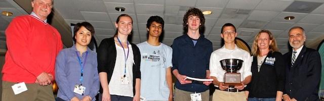 2012 National Ocean Sciences Bowl Champions
