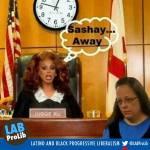 Judge Ru: Sashay Away (lol)