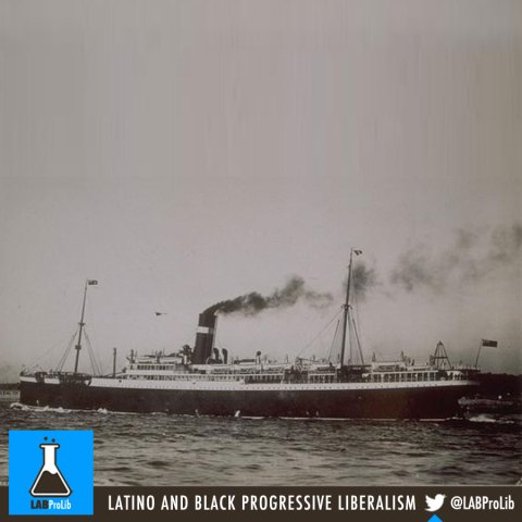 Type of steamship that carried Puerto Ricans to Hawaii