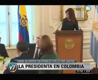 CFK sobre un supuesto dicho de Al Berestein