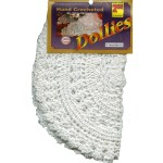 Rose Arbor Lace Doily 12
