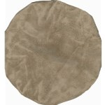 Beige - Suede Bar Stool CoverBeige - Suede Bar Stool Cover