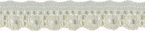 7/16'' Cream Lace Trim7/16'' Cream Lace Trim