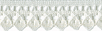5/8'' Cream Lace Trim5/8'' Cream Lace Trim