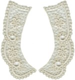 5 1/8'' by 2 1/8'' Venice Collar Set - Left/Right5 1/8'' by 2 1/8'' Venice Collar Set - Left/Right