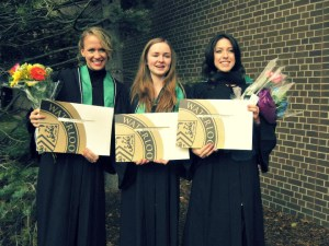Weekend Recap: Graduation