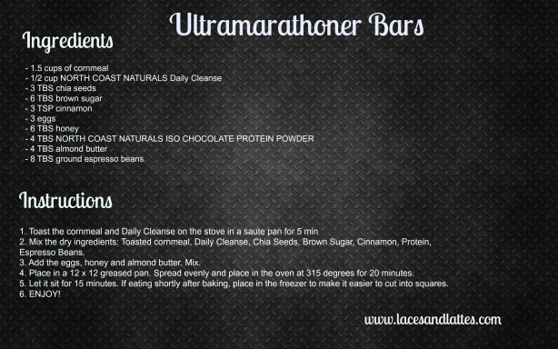 ultramarathoner bars